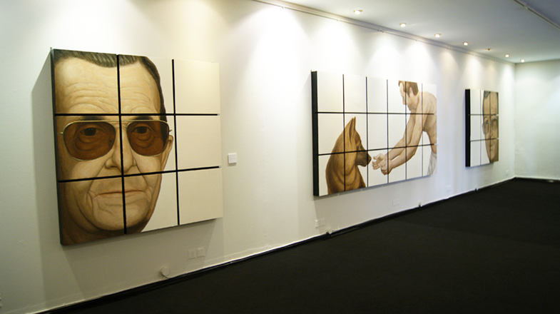 Polyptichs collection. 2011. Casa de Polo Museum. Vila-real (Spain)