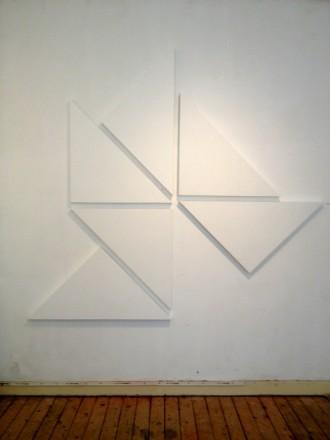 Fraction IV. 2012. Studio artist.