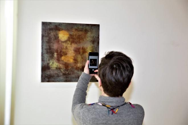 Mixed media. Return Evolution series. Hommes Gallery May 2018. Paco Dalmau & Anton Vrede. Rotterdam (NL)